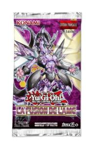 BOOSTER DE 9 CARTES SUPPLEMENTAIRES YU GI OH LA FUSION DE L'AME