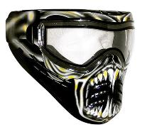 MASQUE DE PROTECTION SAVE PHACE SO PHAT WAR LORD AVEC ECRAN THERMAL DOUBLE VITRAGE