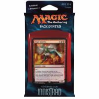PACK D'INTRO TÉNÈBRES SUR INNISTRAD FUREUR ANGELIQUE MAGIC THE GATHERING