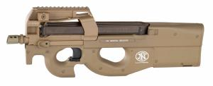 FN HERSTAL P90 TAN TACTICAL AEG SEMI ET FULL AUTO HOP UP 1.6 JOULE