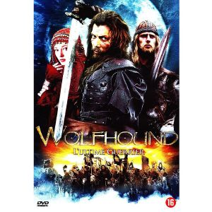 DVD WOLFHOUND L ULTIME GUERRIER
