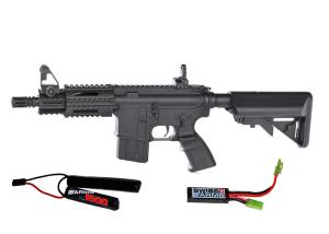 BLACKWATER BW15 ULTRA COMPACT AEG 1.1 JOULES + BATTERIE 1600 MH + MOSFET