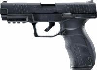 ELITE FORCE BP-6 METAL SLIDE NOIR CO2 BLOWBACK SEMI AUTO 1.6 JOULE AVEC RAIL