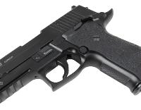 SIG SAUER P226 X-FIVE CO2 BLOWBACK FULL METAL NOIR 1.5 JOULE SEMI AUTO 4.5 MM AIRGUN