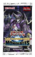 BOOSTER DE 5 CARTES SUPPLEMENTAIRES YU GI OH LES SUPERSTARS MONDIALES