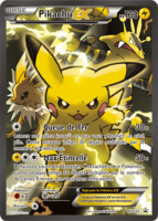 POKEBOX DE NOEL 2016 PIKACHU EX