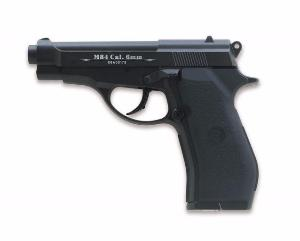 M84 FULL METAL NOIR CO2 CALIBRE 6 MM 2 JOULE