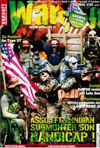 MAGAZINE WARSOFT N°26 AVRIL 2012