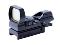 RED DOT SIGHT VISEE POINT ROUGE MULTI RÉTICULE SWISS ARMS AIRSOFT