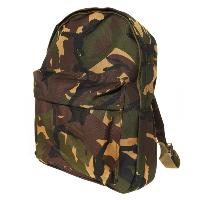 SAC A DOS 8 LITRES CAMOUFLAGE WOODLAND