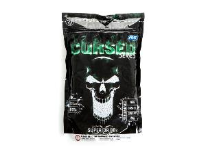SACHET DE 4000 BILLES CURSED SERIES DE 0.25 G 6 MM BLANCHES
