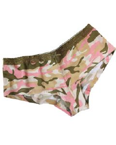 PANTY SHORTY ROSE CAMOUFLAGE MILTEC TAILLE S