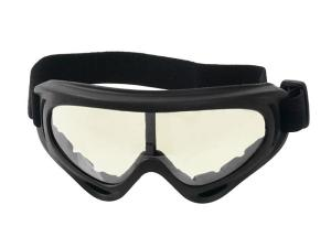 MASQUE - LUNETTE DE PROTECTION NV123 TRANSPARENT ELASTIQUEE