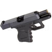 G27 GEN 3 WE GAZ BLOWBACK CULASSE METAL HOP UP NOIR 0.9 JOULE