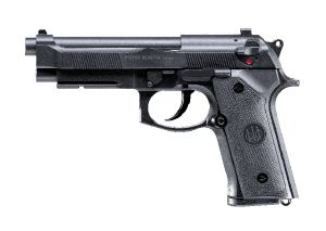 BERETTA 92 BRIGADIER A1 GAZ SHOOT UP AVEC RAIL 1 JOULE