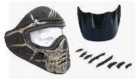 MASQUE DE PROTECTION SAVE PHACE SCAR PHACE SERIE DISS AVEC ECRAN THERMAL DOUBLE VITRAGE