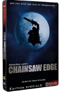 DVD CHAINSAW EDGE