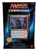 DECK COMMANDER PRISE DE CONTRÔLE MAGIC THE GATHERING