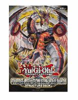 DECK DE STRUCTURE REVOLUTION CYBER DRAGON YU-GI-OH !