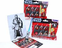 MINI SABRE LASER LUMINEUX STAR WARS PORTE CLES A COLLECTIONNER