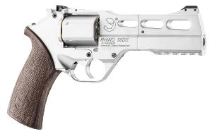 REVOLVER CO2 CHIAPPA RHINO 50DS ARGENT FULL METAL 0.95 JOULE
