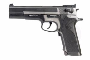 PISTOLET A BILLE PC356 SMITH ET WESSON ELECTRIQUE BLOWBACK FULL AUTO 0.4 JOULE