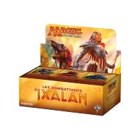 36 BOOSTERS DE 15 CARTES SUPPLEMENTAIRES LES COMBATTANTS D' IXALAN DE MAGIC THE GATHERING