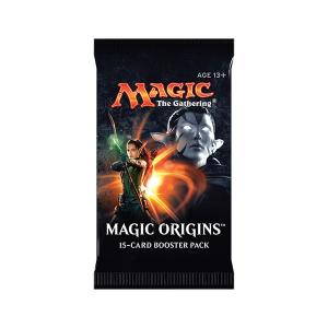 1 BOOSTER DE 15 CARTES SUPPLÉMENTAIRES MAGIC ORIGINES DE MAGIC THE GATHERING