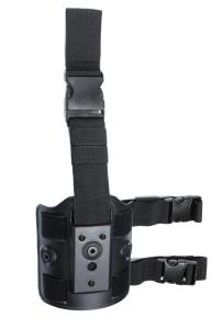 PLATEFORME SUPPORT DE CUISSE STRIKE SYSTEMS ASG EN POLYMERE POUR HOLSTERS
