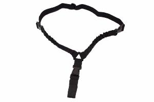SANGLE 1 POINT ELASTIQUE BUNGEE 1000 D NOIR NUPROL