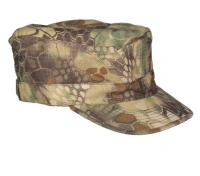 CASQUETTE US CAMOUFLAGE MANDRA WOOD TAILLE L