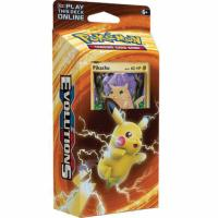 DECK DE 60 CARTES PUISSANCE PIKACHU POKEMON EXTENSION XY12 EVOLUTIONS