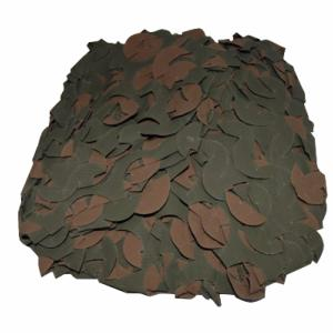 FILET DE CAMOUFLAGE IMPERMEABLE ET REVERSIBLE 2 COULEURS 3M*2.4M AIRSOFT