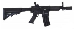 KIRENEX CQB SPECIAL OPERATION COMMANDO M4 AEG SRC AVEC ROLL UP ELECTRIQUE 0.9 JOULE
