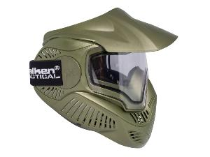 MASQUE DE PROTECTION VALKEN MI-7 OLIVE ANTI-BUEE