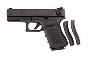 G23 GENERATION 4 WE GBB NOIR CULASSE METAL SEMI ET FULL AUTO 0.9 JOULE