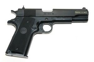 STI M 1911 classic SPRING ASG HOP UP 0.5 JOULE