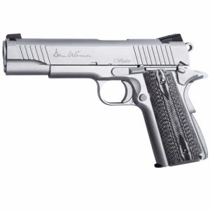 PISTOLET DAN WESSON VALOR 1911 CO2 BLOWBACK HOP UP SILVER FULL METAL 1.2 JOULE