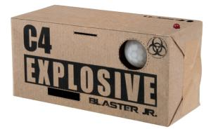 BLASTER JUNIOR SIMULATEUR ELECTRO MECANIQUE D'EXPLOSIF C4
