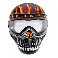 MASQUE DE PROTECTION SAVE PHACE GHOST STALKER SERIE DOPE AVEC ECRAN THERMAL DOUBLE VITRAGE