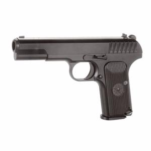 TT-33 KWC TOKAREV NOIR CO2 FULL METAL 1.9 JOULE SEMI AUTO