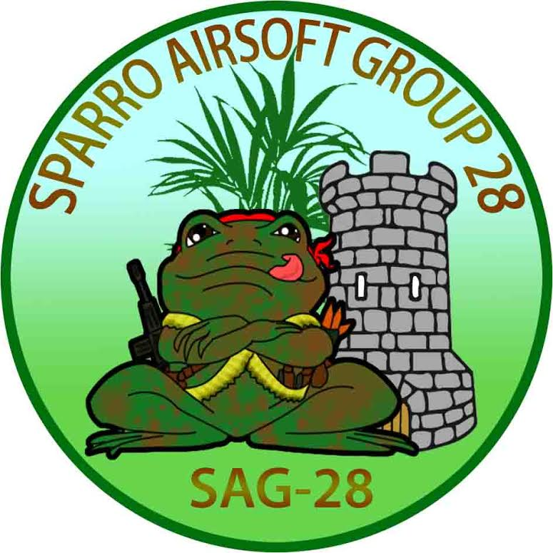 ASSOCATION SPARRO AIRSOFT GROUP 28