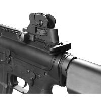M4 RIS SOPMOD ULTRAGRADE KING ARMS AEG NOIR FULL METAL SEMI ET FULL AUTO 1.4 JOULE SANS BAT NI CHARG