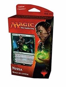 DECK DE PLANESWALKER L'AGE DE LA DESTRUCTION MAGE DE GENESE MAGIC THE GATHERING