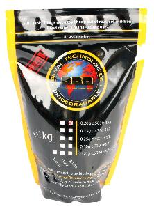 BILLES BIO DEGRADABLES BLANCHES 0.20G 1kg BIOVAL BBB