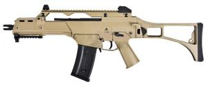 FUSIL D ASSAUT G608 - 36 C TAN AEG SEMI ET FULL AUTO HOP UP 1.2 JOULE