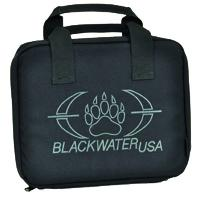 HOUSSE DE PROTECTION / TRANSPORT NOIRE BLACKWATER 31*26*4CM CORDURA