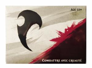 PACK AVANT PREMIERE COMBATTRE AVEC CRUAUTÉ VIOLET SILUMGAR LES DRAGONS DE TARKIR MAGIC THE GATHERING