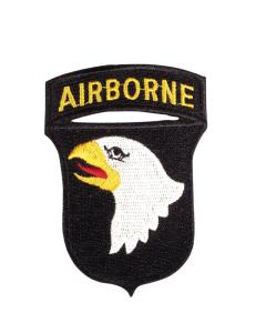 ECUSSON / PATCH AIGLE AIRBORNE BRODE THERMO COLLANT