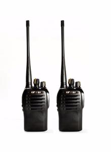 LA PAIRE DE TALKIE WALKIE CRT 7WP VERSION PMR 446 MHZ WATERPROOF